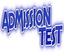 admission-test